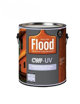 Flood CWF-UV שקוף (אמולסיה)