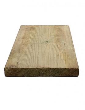 עץ אורן מוקצע ומחוטא 20/145