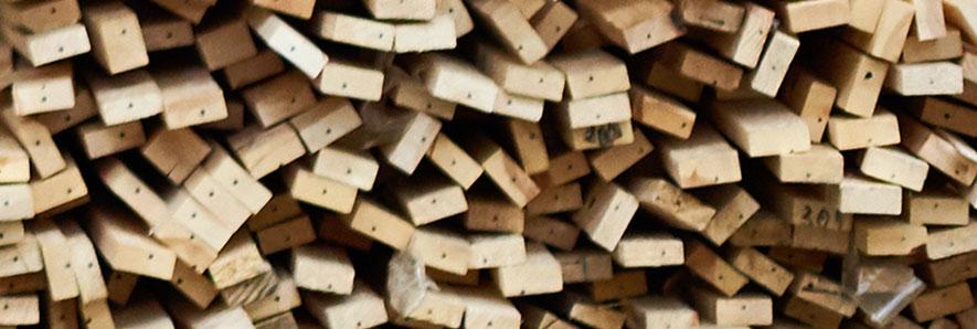 לוחות עץ לפי מידה