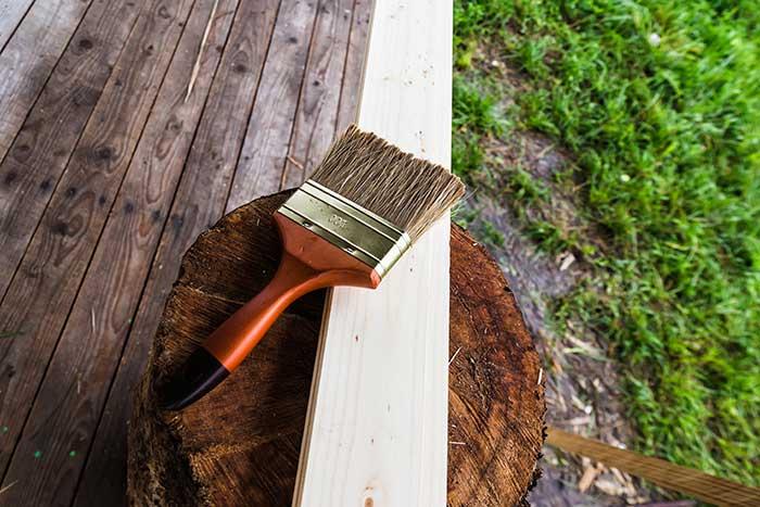 לעץ - צבע לעץ ושימושיו