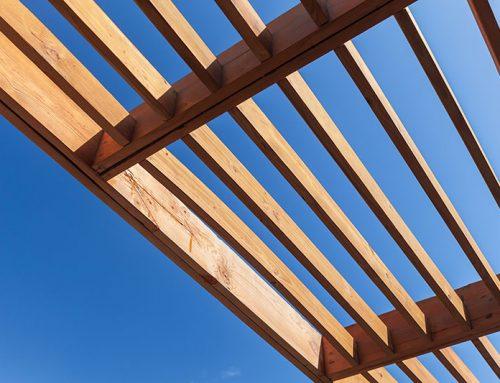 עשו זאת בעצמכם – בניית פרגולות מעץ